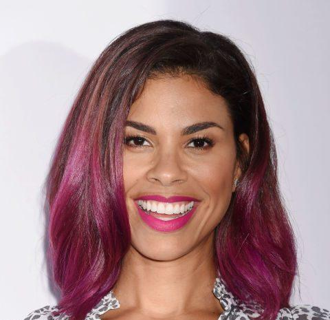 gwen purple hair